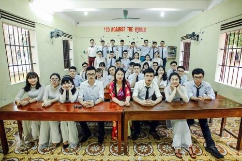 Phát sốt ảnh kỷ yếu 'giải cứu mỹ nhân' của học sinh Ninh Bình - Ảnh 11
