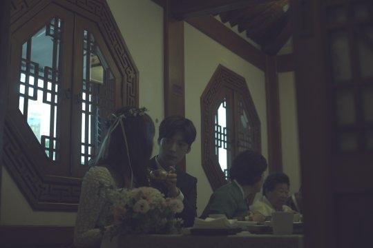 Rò rỉ hình ảnh hiếm hoi bên trong đám cưới của Goo Hye Sun - Ahn Jae Hyun - Ảnh 6.