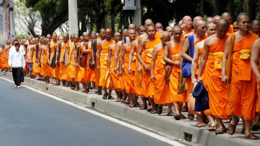 Thái Lan quyết bắt cao tăng bị nghi rửa tiền - ảnh 1