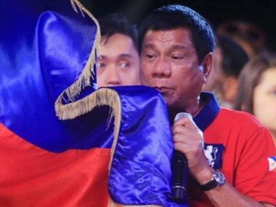 Tổng thống mới đắc cử Philippines nói sẽ không phụ thuộc vào Mỹ