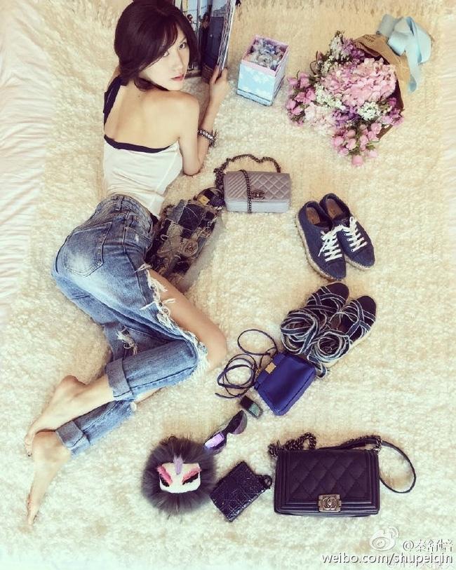 Bị tố ngoại tình với Trần Quán Hy, siêu mẫu Victorias Secret phản pháo chồng cũ ngoại tình với hotgirl - Ảnh 7.
