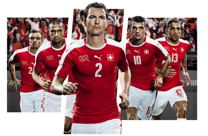 ĐT Thụy Sỹ
