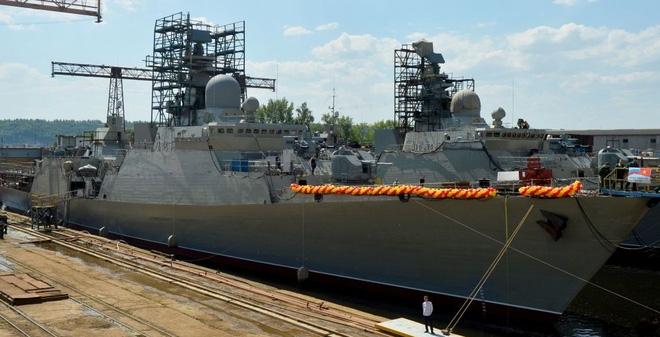 Giải mã tin đồn Việt Nam sẽ mua bản quyền đóng tàu Gepard-3.9