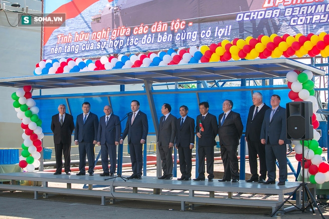 Giải mã tin đồn Việt Nam sẽ mua bản quyền đóng tàu Gepard-3.9 - Ảnh 1.