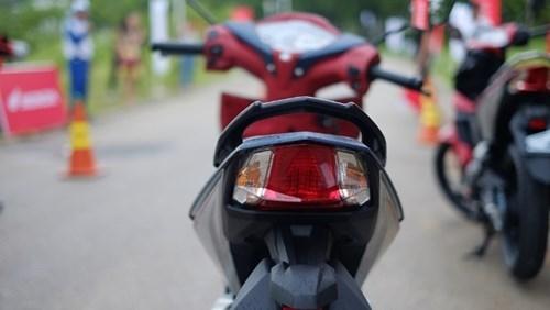 Honda Winner 150: 'Thanh niên' nghiêm túc - ảnh 2