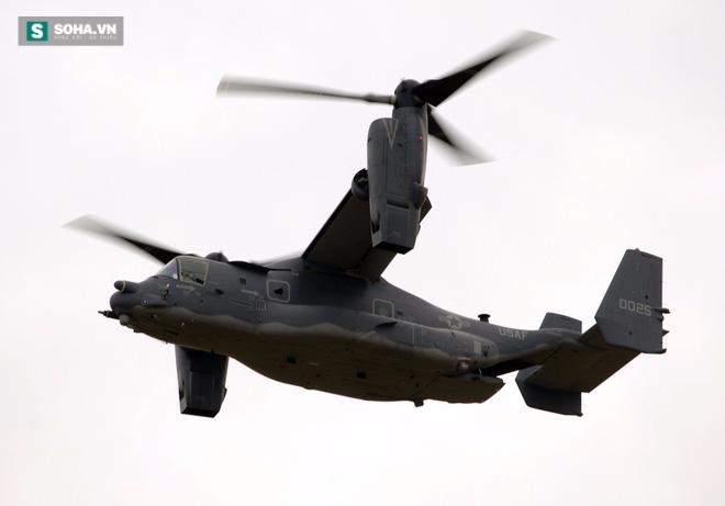 Không quân Việt Nam sẽ được trang bị Chim ưng biển V-22 Osprey? - Ảnh 2.