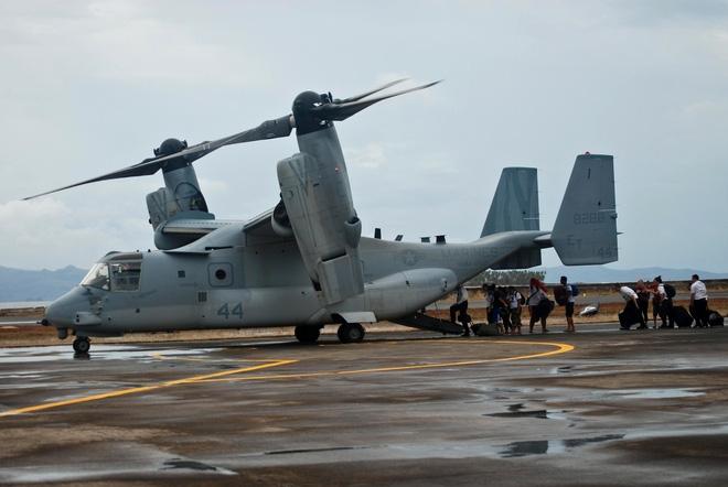 Không quân Việt Nam sẽ được trang bị Chim ưng biển V-22 Osprey? - Ảnh 3.