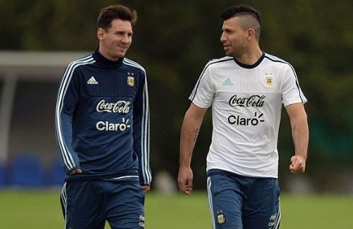 Messi và ĐT Argentina: May mắn không ngoảnh mặt 3 lần - 2