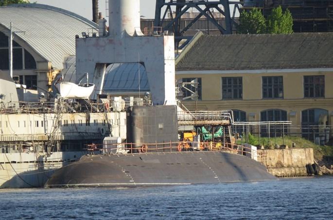 Nga hạ thuỷ tàu ngầm Kilo thứ 6 cho Hạm đội Biển Đen - ảnh 3
