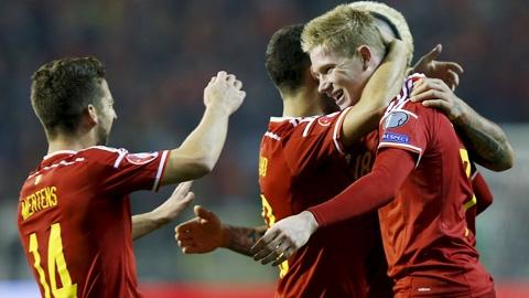 Nhận định bóng đá Bỉ vs Phần Lan, 01h45 ngày 2/6: Giữ đà hưng phấn