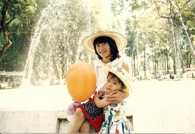 Sao Việt thi nhau khoe ảnh thuở bé nhân ngày Quốc tế Thiếu nhi - Ảnh 8.