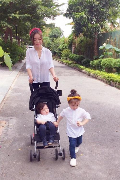 Sao Việt thi nhau khoe ảnh thuở bé nhân ngày Quốc tế Thiếu nhi - Ảnh 9.
