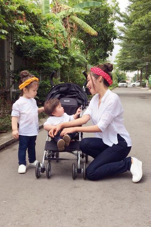 Sao Việt thi nhau khoe ảnh thuở bé nhân ngày Quốc tế Thiếu nhi - Ảnh 10.