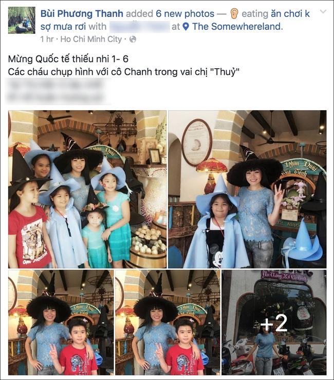 Sao Việt thi nhau khoe ảnh thuở bé nhân ngày Quốc tế Thiếu nhi - Ảnh 13.
