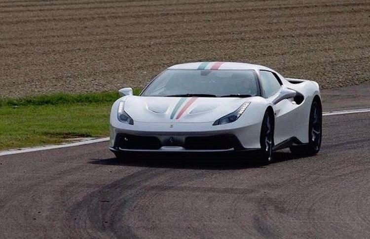 Sieu xe Ferrari