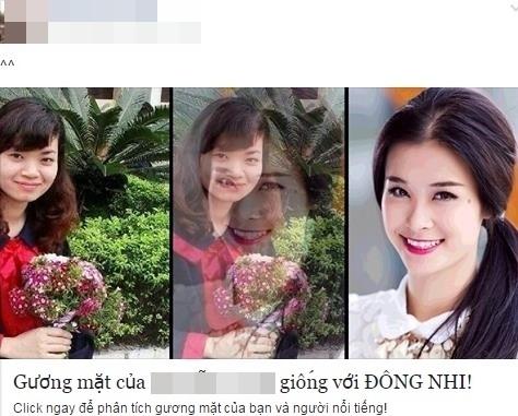 Trao luu 'Ban giong ngoi sao nao?' tren Facebook hinh anh 2