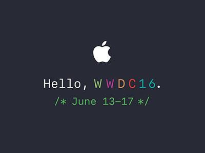 Apple ra mắt iOS 10 trong sự kiện ngày 13/6