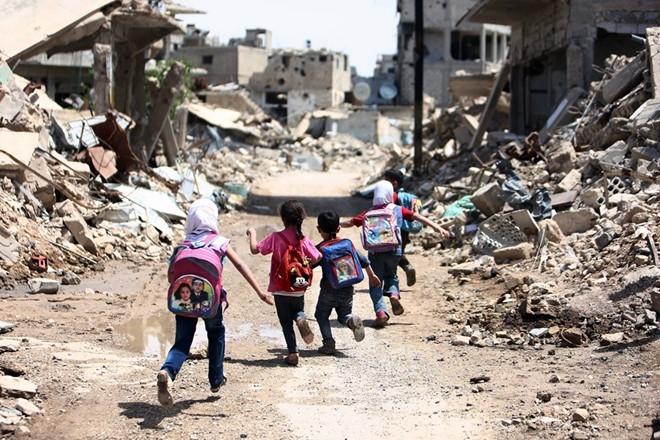 5 nam noi chien Syria: Tan khoc va dai dang hinh anh 14