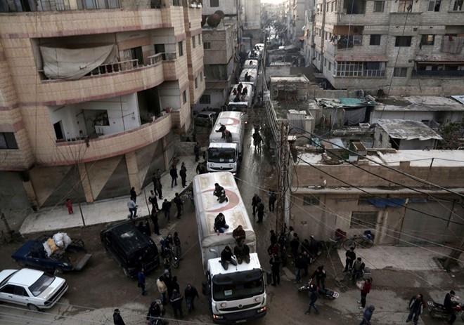 5 nam noi chien Syria: Tan khoc va dai dang hinh anh 16