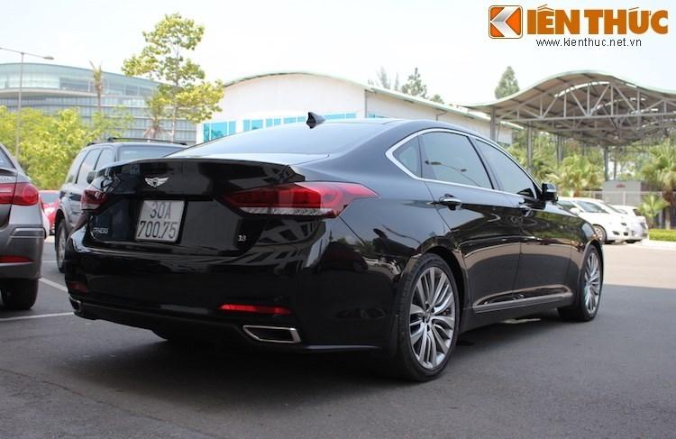 Hyundai Genesis gia 2,5 ty dau tien ra bien trang tai VN-Hinh-8