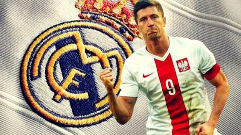 Real Madrid đạt thỏa thuận chiêu mộ Lewandowski