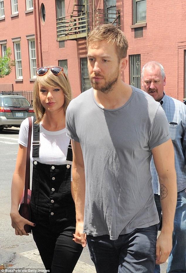 Calvin Harris lần đầu lên tiếng sau khi chia tay với Taylor Swift - Ảnh 1.