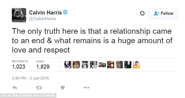 Calvin Harris lần đầu lên tiếng sau khi chia tay với Taylor Swift - Ảnh 2.
