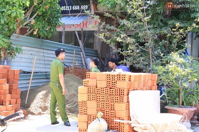 Đà Nẵng: Rơi từ tầng 3 ngôi nhà đang xây dựng, một người tử vong - Ảnh 1.