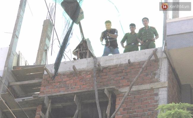 Đà Nẵng: Rơi từ tầng 3 ngôi nhà đang xây dựng, một người tử vong - Ảnh 2.