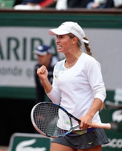 Putintseva buộc Serena thua ván đầu tiên tại giải