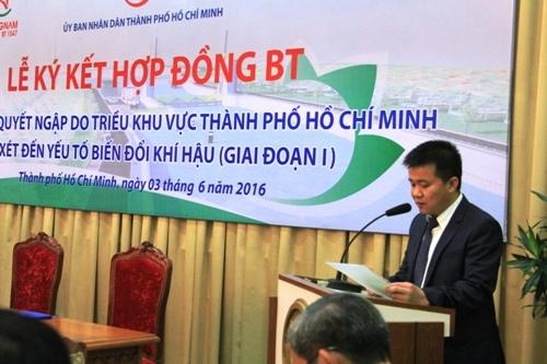 Chủ đầu tư là Trung Nam Group cam kết sẽ thực hiện đúng tiến độ và đạt chất lượng cao