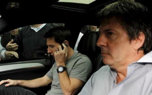 Messi hầu tòa: Vẫn đổ lỗi cho cha, có thể ngồi tù - 5