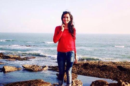 Nữ sinh Pranita Mehta. Ảnh: FACEBOOK