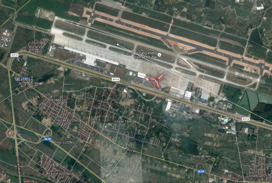 Ngoi lang nam trong quy hoach san bay Noi Bai mo rong hinh anh 15