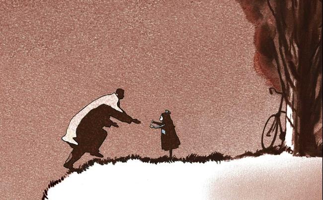 Những kỉ niệm nào về cha khiến bạn day dứt mãi không thôi? - Ảnh 2.