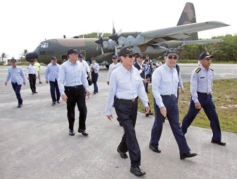 Trung Quốc bất ngờ lên tiếng về đảo Ba Bình - ảnh 1