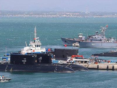 Tàu ngầm Kilo-636 Việt Nam: Kẻ độc hành trong bóng tối biển Đông