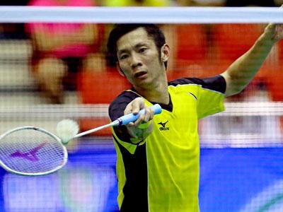 Tiến Minh thắng dễ tay vợt Nhật Bản ở bán kế giải quốc tế