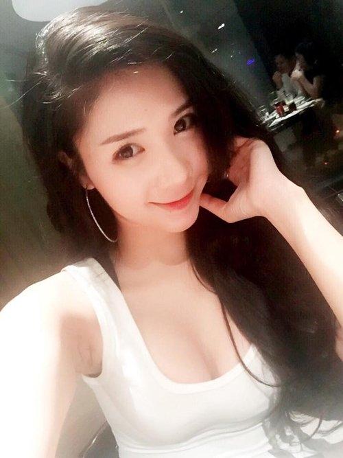 Ban gai Quang Le, Hotgirl Lai Thanh