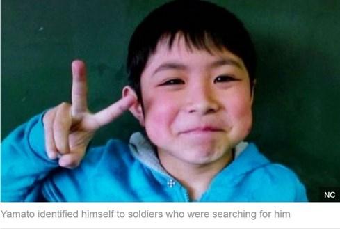Cậu bé bị bỏ rơi 6 ngày trong rừng đầy gấu: 'Con đói quá!' - ảnh 1