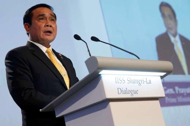 Thủ tướng Thái Lan Prayuth Chan-o-cha (Ảnh: Reuters)