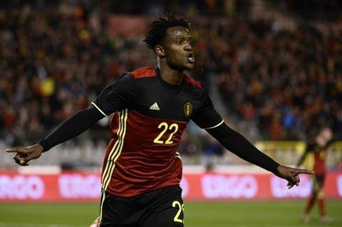 Batshuayi sẽ tỏa sáng nếu được trao cơ hội ở EURO 2016