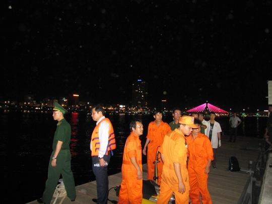 Chìm tàu sông Hàn: Xác định danh tính 3 người mất tích - 2