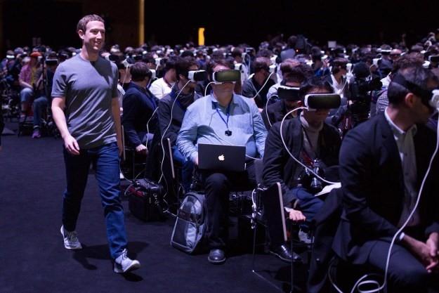 Facebook chuan bi cho tuong lai khong co Mark Zuckerberg hinh anh 1