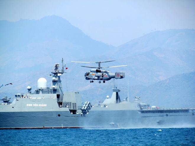 Mỹ sẽ vươn lên giữ vị trí nhà cung cấp vũ khí số 1 của Việt Nam? - Ảnh 1.