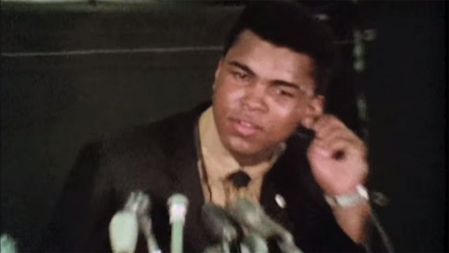 Nhung bo phim ve huyen thoai quyen anh Muhammad Ali hinh anh 7