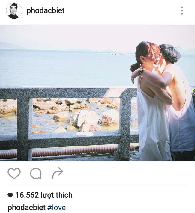 Phở Đặc Biệt tự tay đăng ảnh Sun Ht tình tứ hôn má, gián tiếp thừa nhận chuyện hẹn hò - Ảnh 3.