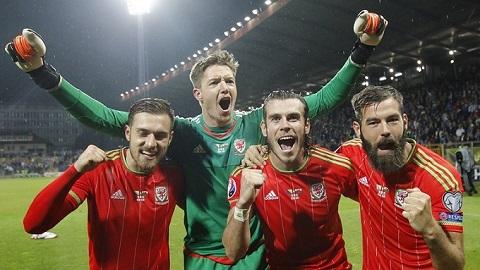 Xứ Wales sẽ là Đan Mạch, Hy Lạp mới tại EURO 2016