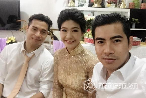 Vợ sắp cưới xác nhận hôn lễ của cô và Trương Thế Vinh  3