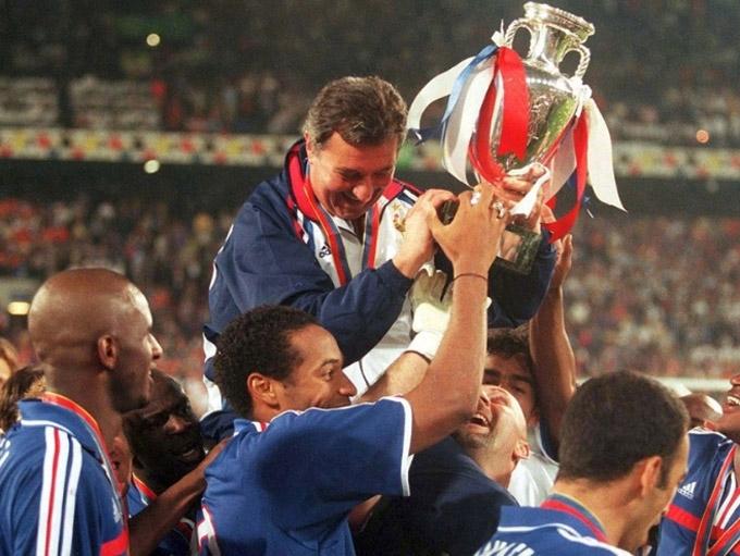Lemerre góp công giúp Pháp vô địch EURO 2000